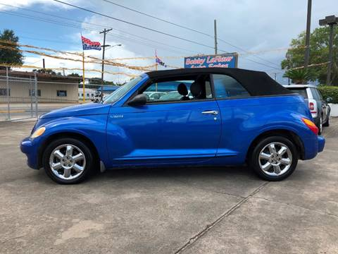 2005 Chrysler PT Cruiser for sale at Bobby Lafleur Auto Sales in Lake Charles LA