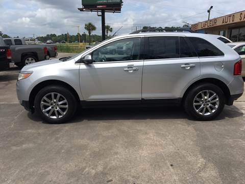 2011 Ford Edge for sale at Bobby Lafleur Auto Sales in Lake Charles LA