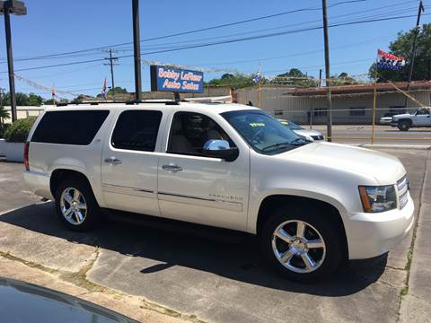 2012 Chevrolet Suburban for sale at Bobby Lafleur Auto Sales in Lake Charles LA