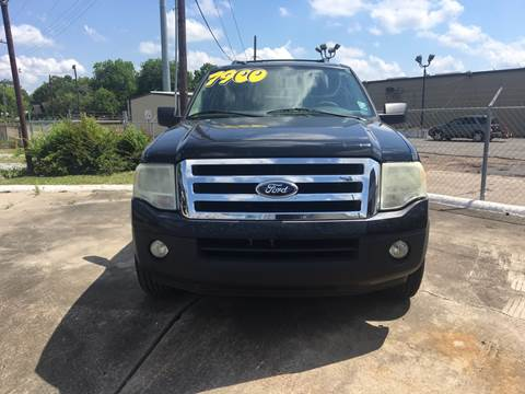 2007 Ford Expedition for sale at Bobby Lafleur Auto Sales in Lake Charles LA