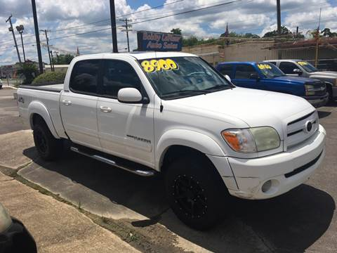 2006 Toyota Tundra for sale at Bobby Lafleur Auto Sales in Lake Charles LA
