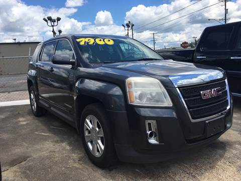 2011 GMC Terrain for sale in Lake Charles, LA