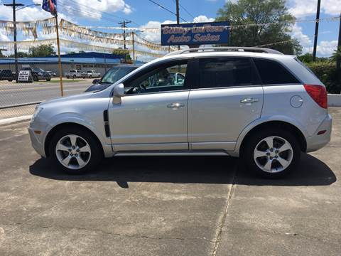 2014 Chevrolet Captiva Sport for sale at Bobby Lafleur Auto Sales in Lake Charles LA