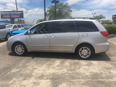 2010 Toyota Sienna for sale at Bobby Lafleur Auto Sales in Lake Charles LA