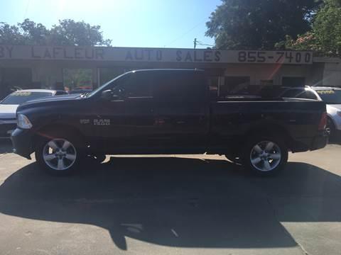 2013 RAM Ram Pickup 1500 for sale at Bobby Lafleur Auto Sales in Lake Charles LA