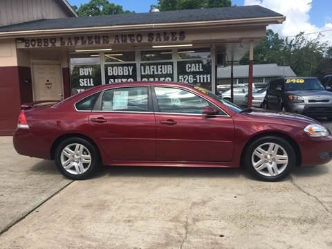 2011 Chevrolet Impala for sale at Bobby Lafleur Auto Sales in Lake Charles LA