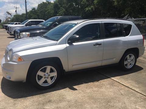 2008 Jeep Compass for sale at Bobby Lafleur Auto Sales in Lake Charles LA