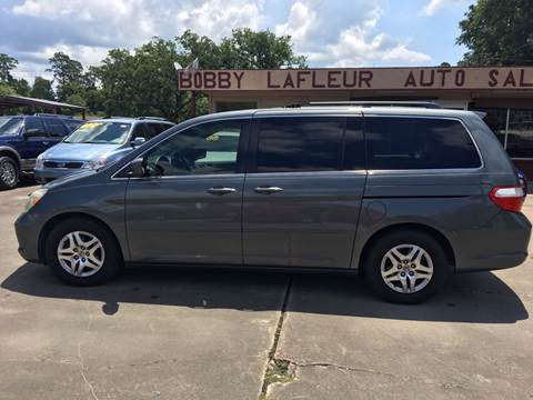 2007 Honda Odyssey for sale at Bobby Lafleur Auto Sales in Lake Charles LA