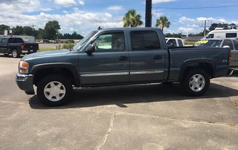 2006 GMC Sierra 1500 for sale at Bobby Lafleur Auto Sales in Lake Charles LA