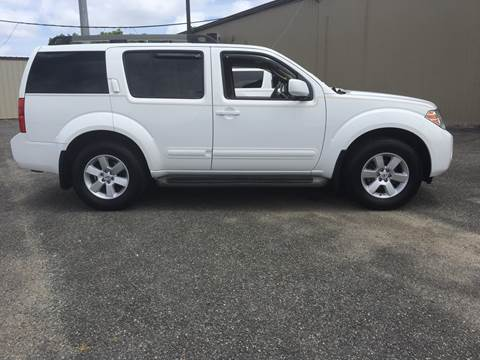 2011 Nissan Pathfinder for sale at Bobby Lafleur Auto Sales in Lake Charles LA