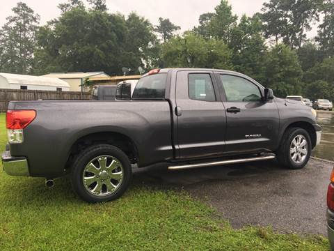 2011 Toyota Tundra for sale at Bobby Lafleur Auto Sales in Lake Charles LA