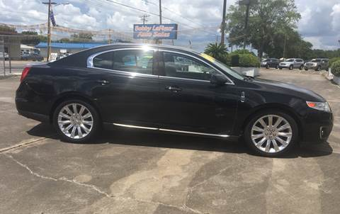 2010 Lincoln MKS for sale at Bobby Lafleur Auto Sales in Lake Charles LA