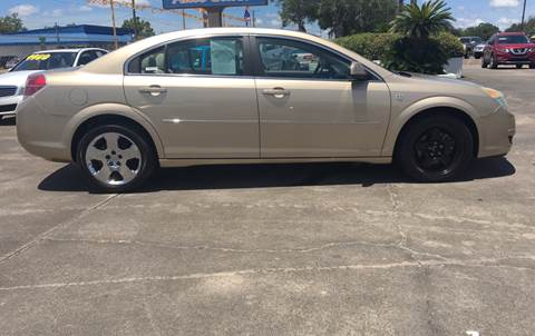 2007 Saturn Aura for sale at Bobby Lafleur Auto Sales in Lake Charles LA