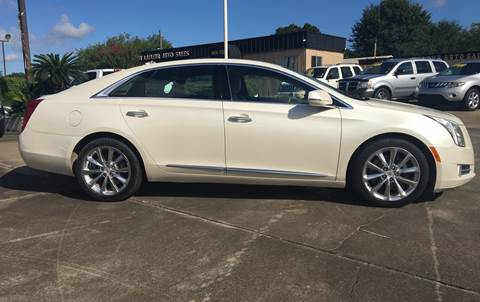 2013 Cadillac XTS for sale at Bobby Lafleur Auto Sales in Lake Charles LA