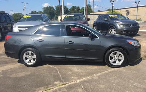 2015 Chevrolet Malibu for sale at Bobby Lafleur Auto Sales in Lake Charles LA
