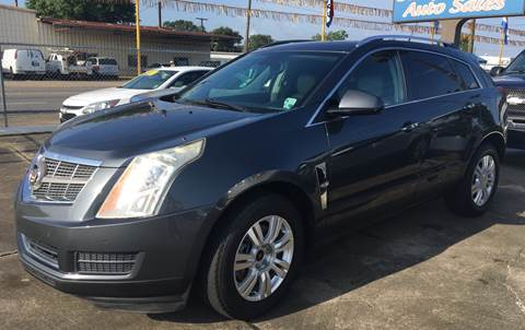 2010 Cadillac SRX for sale at Bobby Lafleur Auto Sales in Lake Charles LA