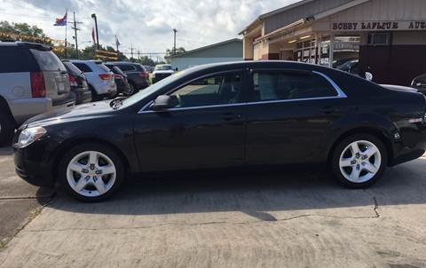 2010 Chevrolet Malibu for sale at Bobby Lafleur Auto Sales in Lake Charles LA