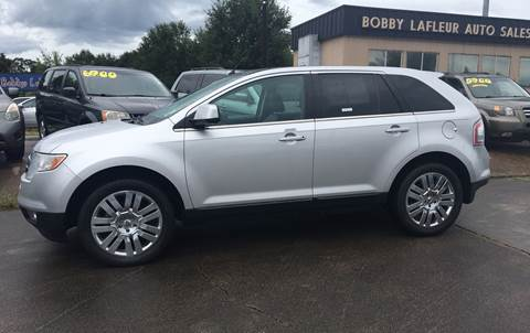 2010 Ford Edge for sale at Bobby Lafleur Auto Sales in Lake Charles LA