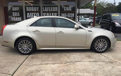 2013 Cadillac CTS for sale at Bobby Lafleur Auto Sales in Lake Charles LA