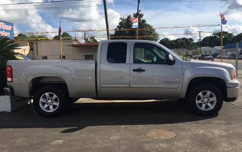 2009 GMC Sierra 1500 for sale at Bobby Lafleur Auto Sales in Lake Charles LA