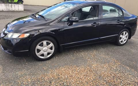 2010 Honda Civic for sale at Bobby Lafleur Auto Sales in Lake Charles LA