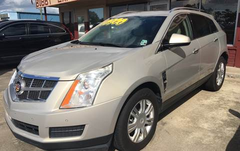 2011 Cadillac SRX for sale at Bobby Lafleur Auto Sales in Lake Charles LA