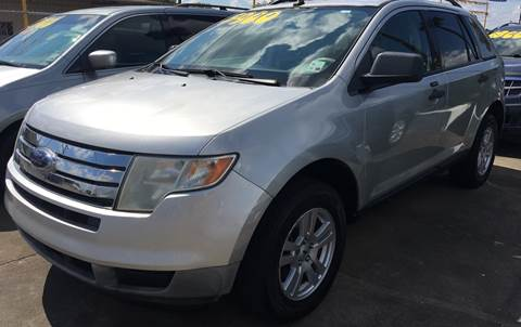 2009 Ford Edge for sale at Bobby Lafleur Auto Sales in Lake Charles LA