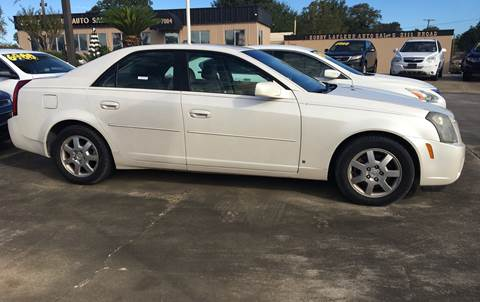 2006 Cadillac CTS for sale at Bobby Lafleur Auto Sales in Lake Charles LA