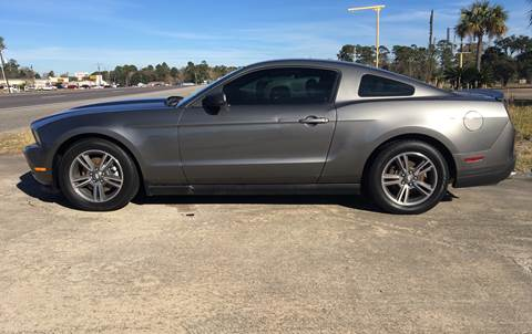 2011 Ford Mustang for sale at Bobby Lafleur Auto Sales in Lake Charles LA