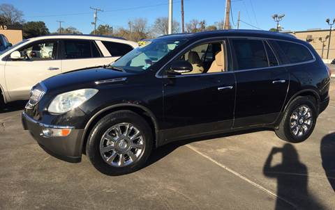 2011 Buick Enclave for sale at Bobby Lafleur Auto Sales in Lake Charles LA