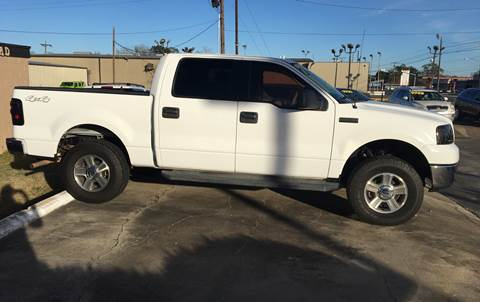 2006 Ford F-150 for sale at Bobby Lafleur Auto Sales in Lake Charles LA