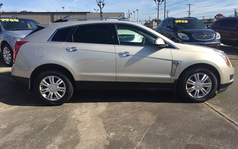 2014 Cadillac SRX for sale at Bobby Lafleur Auto Sales in Lake Charles LA