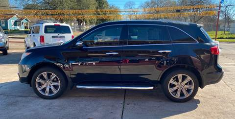 2010 Acura MDX for sale at Bobby Lafleur Auto Sales in Lake Charles LA