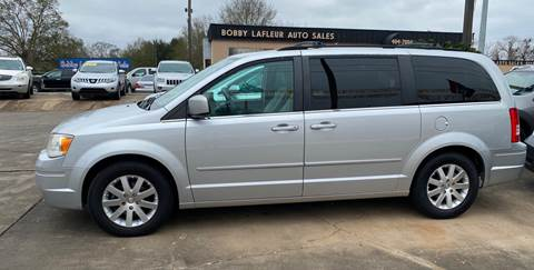 2008 Chrysler Town and Country for sale at Bobby Lafleur Auto Sales in Lake Charles LA