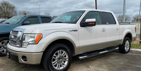 2010 Ford F-150 for sale at Bobby Lafleur Auto Sales in Lake Charles LA