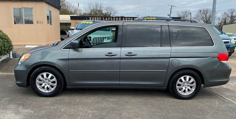 2008 Honda Odyssey for sale at Bobby Lafleur Auto Sales in Lake Charles LA