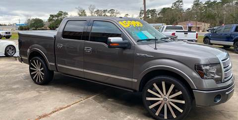 2009 Ford F-150 for sale at Bobby Lafleur Auto Sales in Lake Charles LA