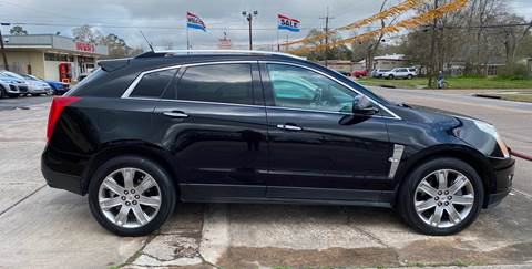 2012 Cadillac SRX for sale at Bobby Lafleur Auto Sales in Lake Charles LA