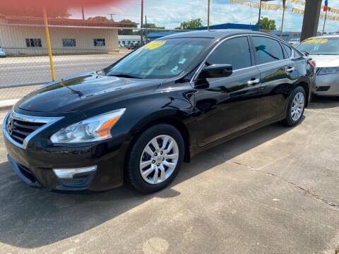 2014 Nissan Altima for sale at Bobby Lafleur Auto Sales in Lake Charles LA