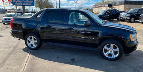 2007 Chevrolet Avalanche for sale at Bobby Lafleur Auto Sales in Lake Charles LA