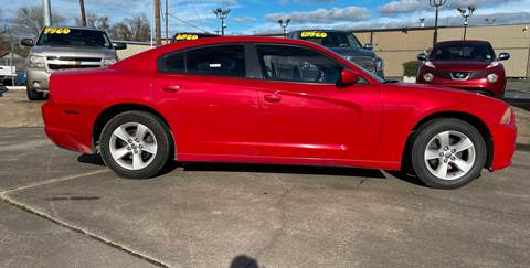 2011 Dodge Charger for sale at Bobby Lafleur Auto Sales in Lake Charles LA