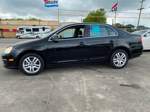 2007 Volkswagen Jetta for sale at Bobby Lafleur Auto Sales in Lake Charles LA