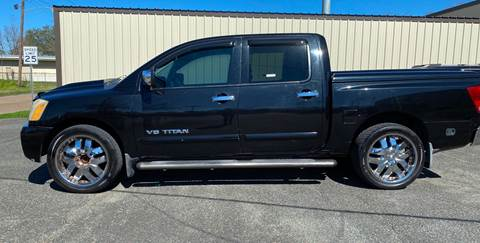 2006 Nissan Titan for sale at Bobby Lafleur Auto Sales in Lake Charles LA