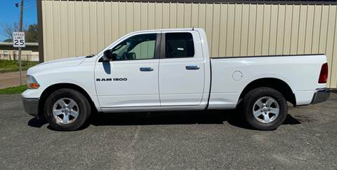 2011 RAM Ram Pickup 1500 for sale at Bobby Lafleur Auto Sales in Lake Charles LA