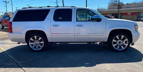 2011 Chevrolet Suburban for sale at Bobby Lafleur Auto Sales in Lake Charles LA
