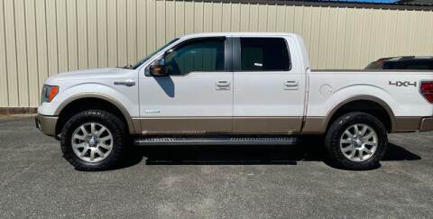 2012 Ford F-150 for sale at Bobby Lafleur Auto Sales in Lake Charles LA