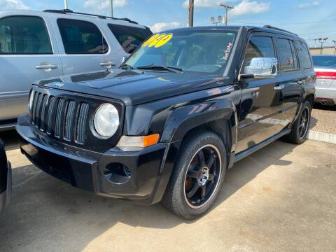 2009 Jeep Patriot for sale at Bobby Lafleur Auto Sales in Lake Charles LA