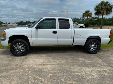 2005 GMC Sierra 1500 for sale at Bobby Lafleur Auto Sales in Lake Charles LA