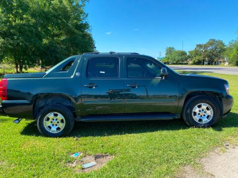 2013 Chevrolet Avalanche for sale at Bobby Lafleur Auto Sales in Lake Charles LA