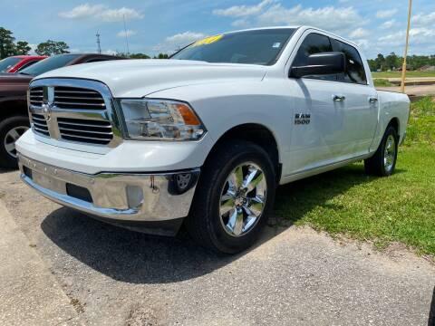 2014 RAM Ram Pickup 1500 for sale at Bobby Lafleur Auto Sales in Lake Charles LA